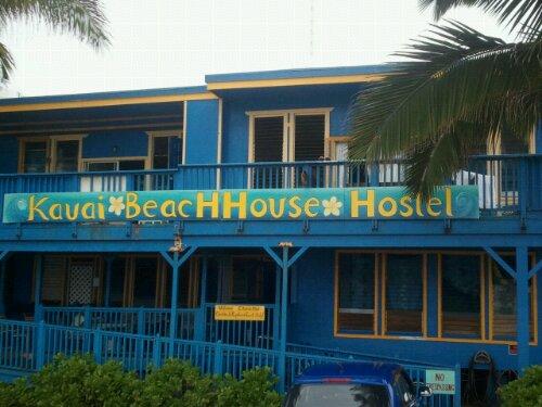 Kauai Beach House Hostels